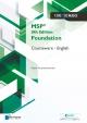 MSP® 5th edition Foundation Courseware - English