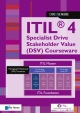 ITIL Specialist Drive Stakeholder Value DSV Courseware